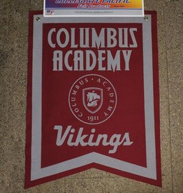 Collegiate Pacific Collegiate Pacific Rectangle Banner