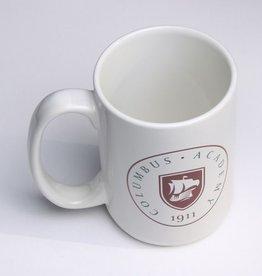 N/A Ceramic Mug Ship Shield