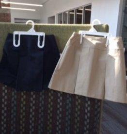 A+ A+ Girl's Uniform  2 kick pleat Skirt