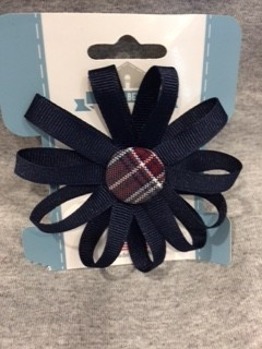 Eduacational Outfitters educational outfitters 72 round button bow barette