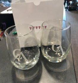 CA Glass Tumblers