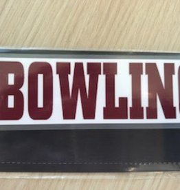 Colorshock Colorshock Bowling car sticker-rectangular