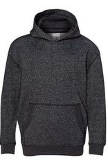 J. America J. America Youth Glitter French Terry Hooded Pullover