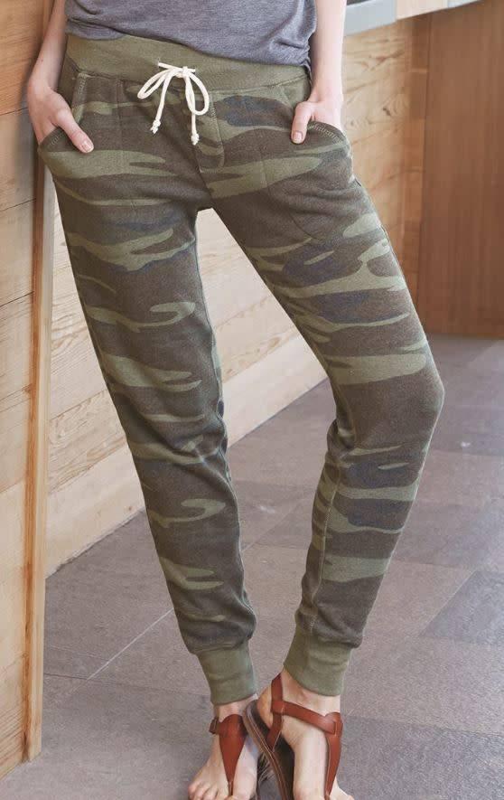 Alternative Alternative Eco-Fleece Womens Jogger