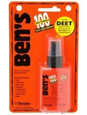 Ben's 100% Deet Bug Spray