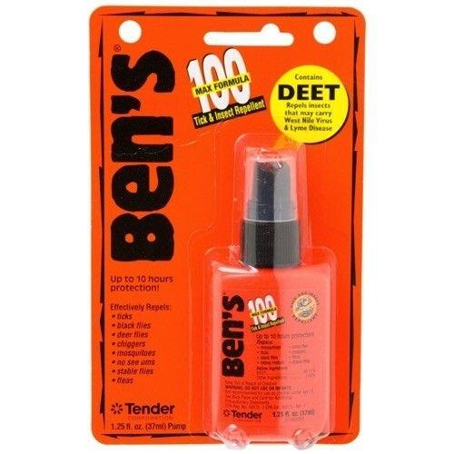 Ben's 30% Deet Bug Spray