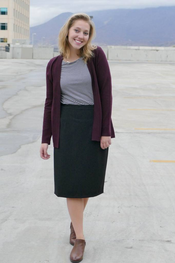 Edyn Clothing Co. Heidi Skirt