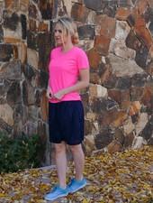 Mesh Gym Shorts