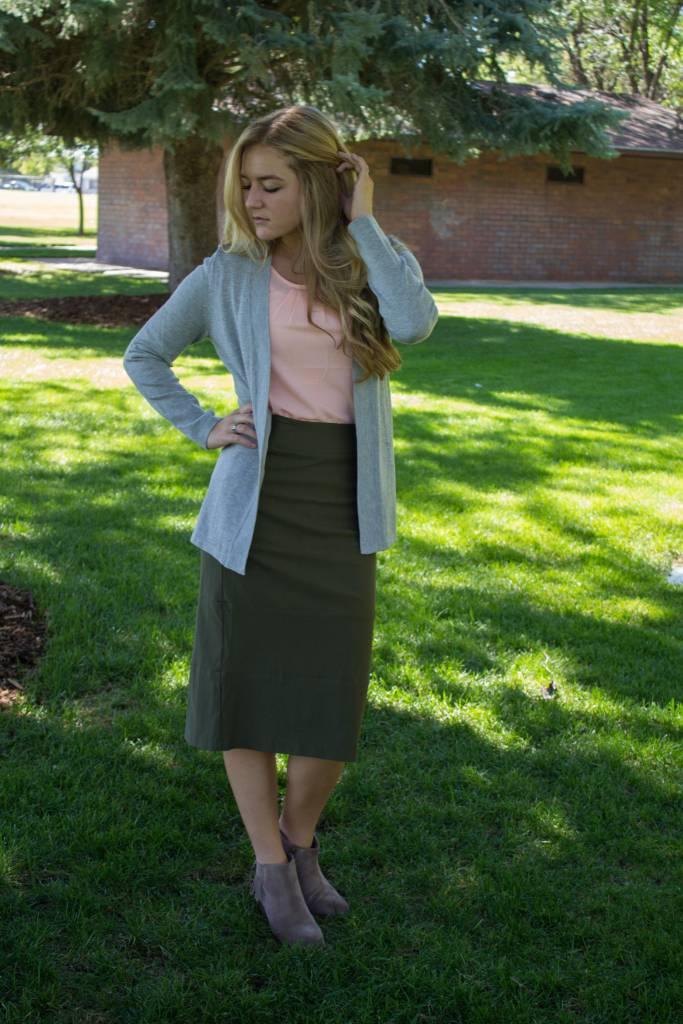 Millennial Skirt