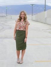 Edyn Clothing Co. Brittany Top