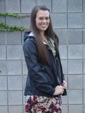 Women's Seam-Sealed Rain Jacket
