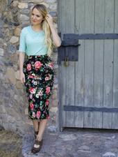 Edyn Clothing Co. Jaycee Skirt