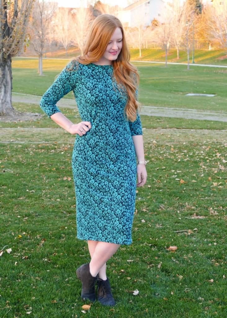 Edyn Clothing Co. Jadyn Dress