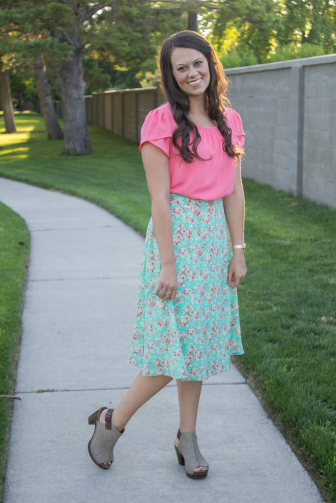 Edyn Clothing Co. Olivia Skirt