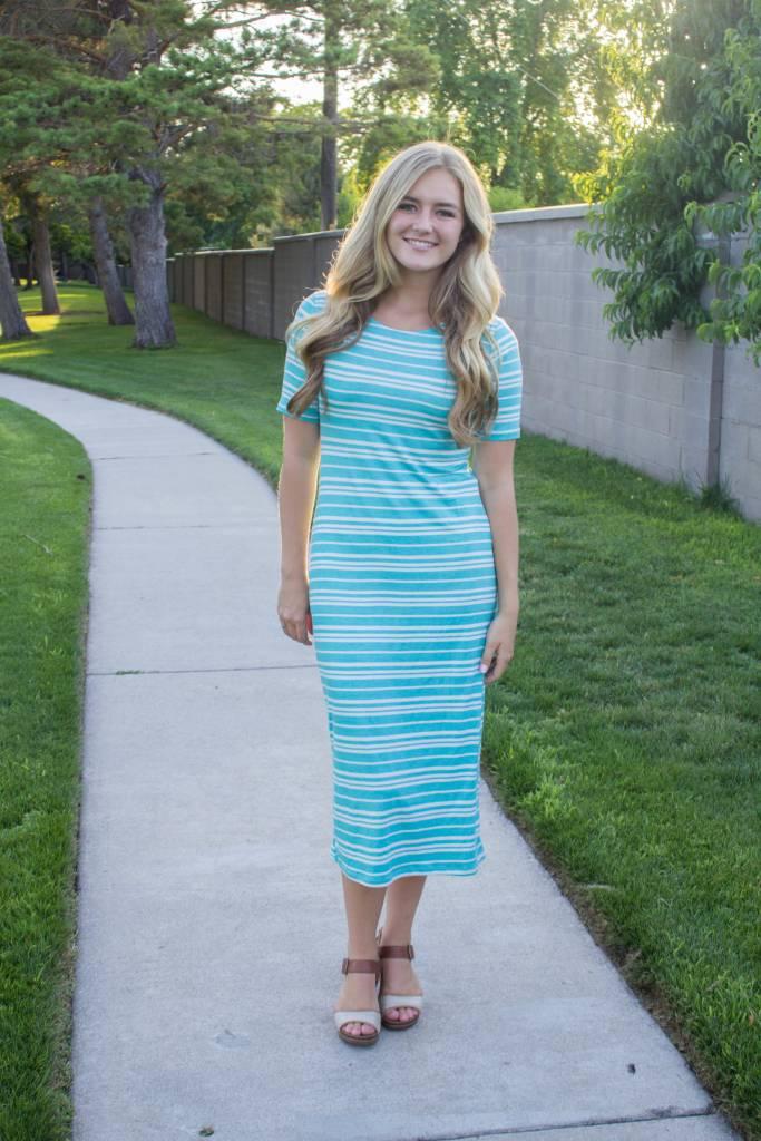 Edyn Clothing Co. Hailey Shift Dress
