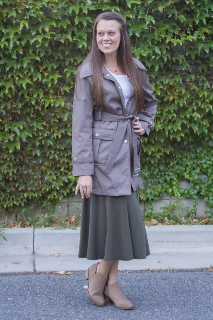 Sasha Trench Coat
