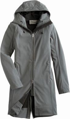 Bonded Soft-Shell Coat