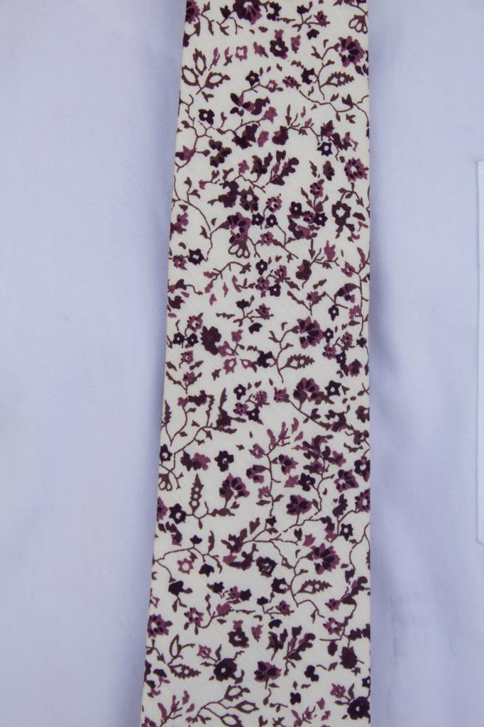 Robbins & Brooks Cotton Pocket Tie