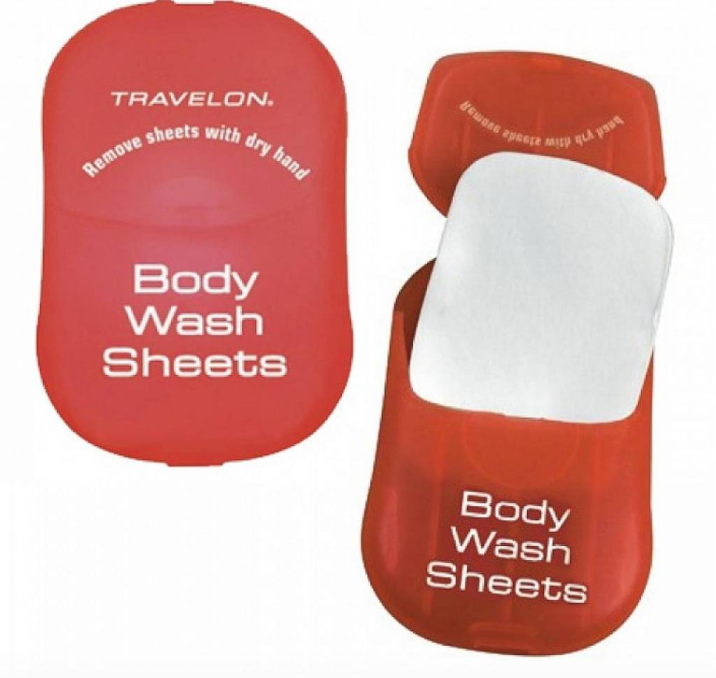 Travelon Body Wash Sheets
