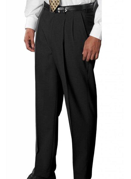 Edwards Edwards Wool Blend Pleated Suit Pant