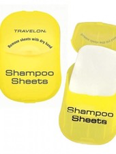 Travelon Shampoo Sheets