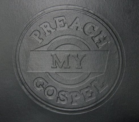 Preach My Gospel Cover (Large)