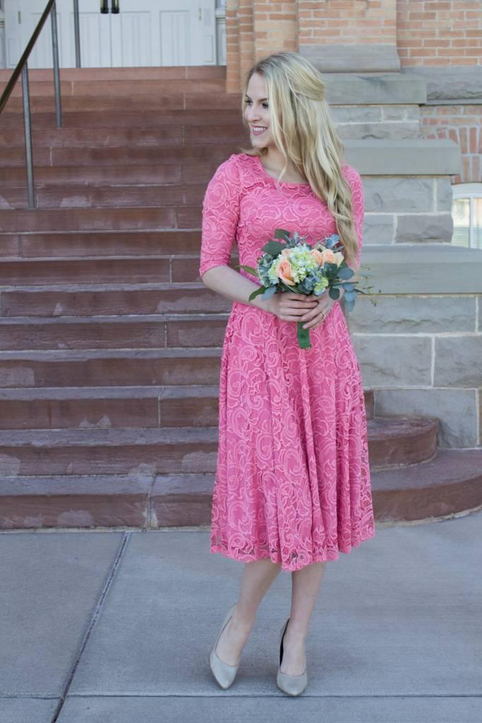 Edyn Clothing Co. Juliette Dress