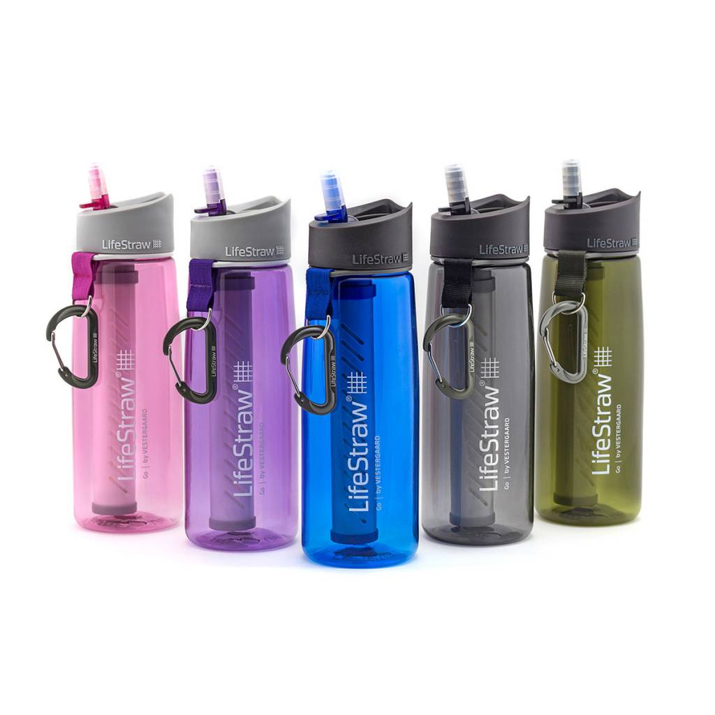 LifeStraw Go with 2 Stage Filtration