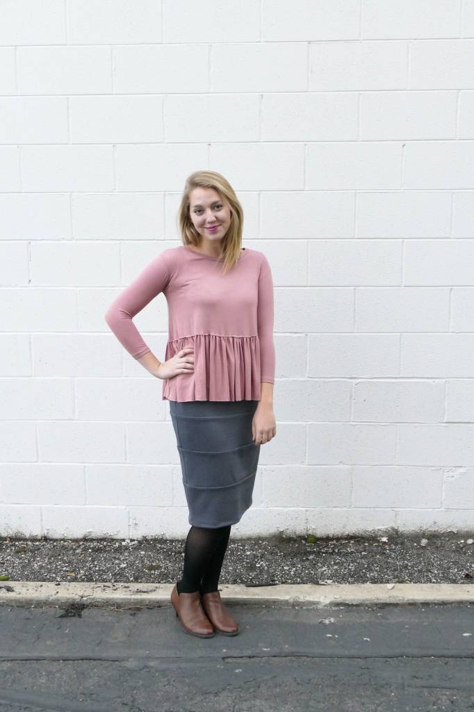 Edyn Clothing Co. Emmeline Skirt