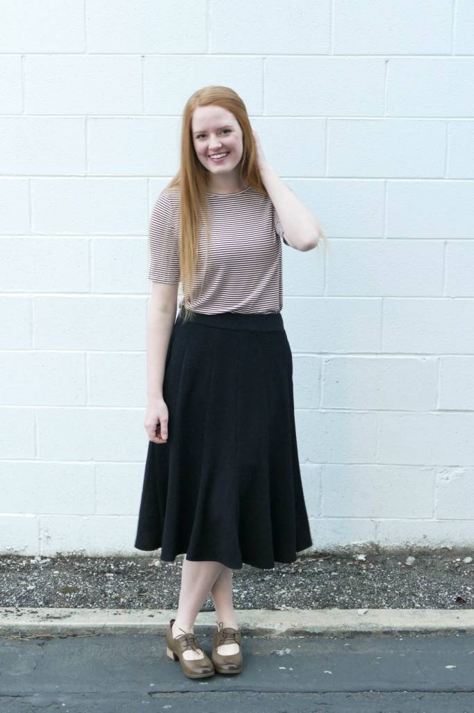 Edyn Clothing Co. Diana Skirt