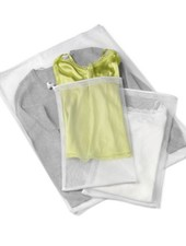 3 Piece Mesh Laundry Bag Set