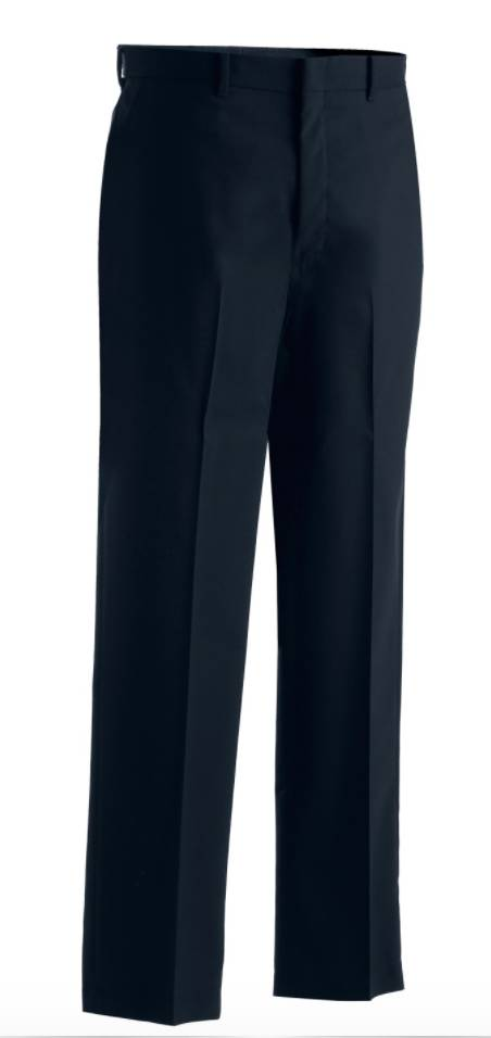 Edwards Edwards Washable Wool Blend Flat Front Pant