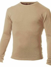 Chocorua Men's Midweight Wool Crew Top
