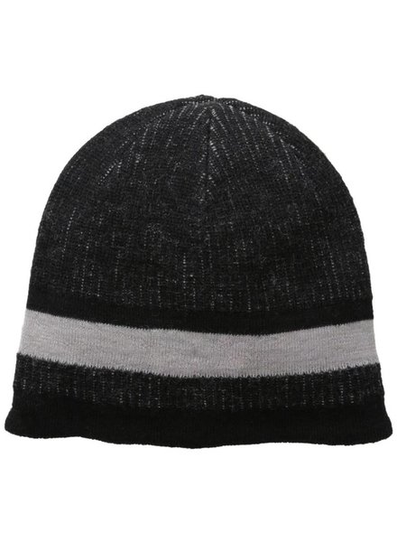 Granite Wool Beanie Hat