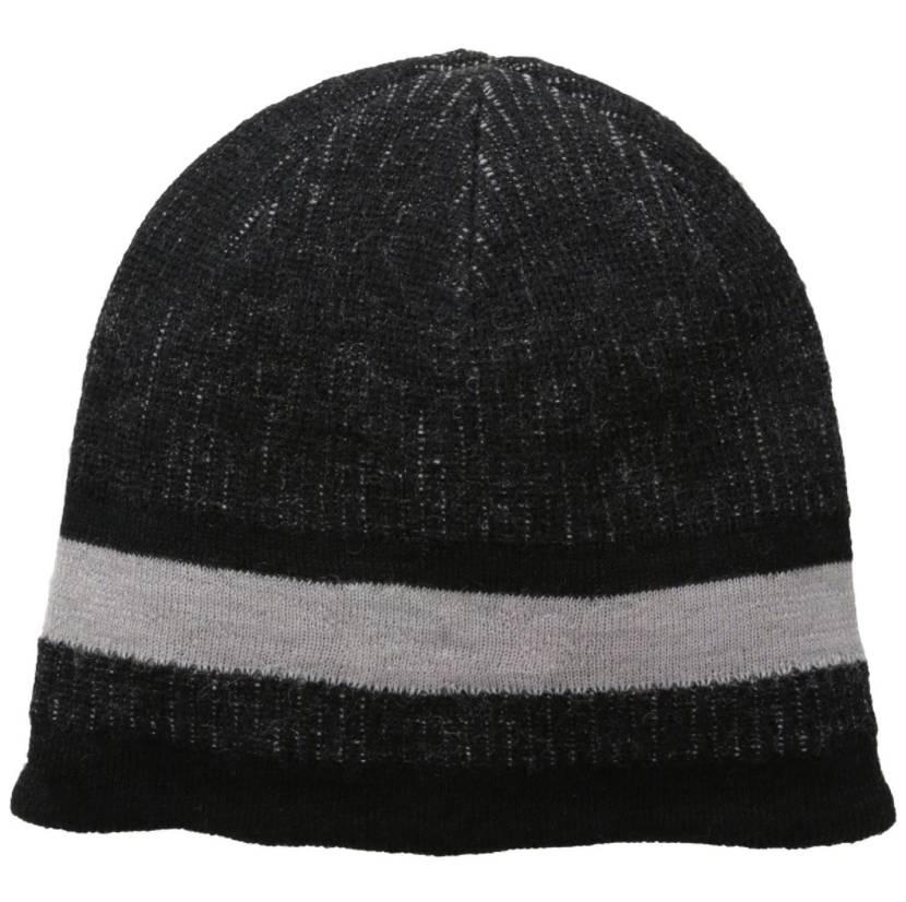 Granite Wool Beanie Hat