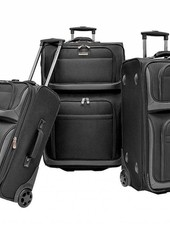 Traveler's Club Ballistic Luggage