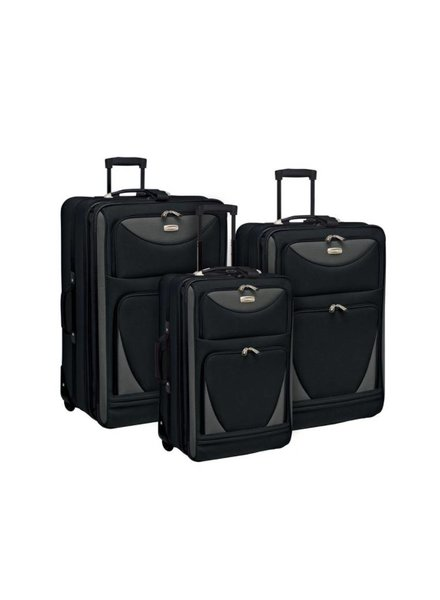 Aldrin Ballistic Nylon Luggage Set