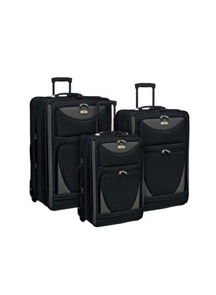 Ballistic Nylon Luggage Set