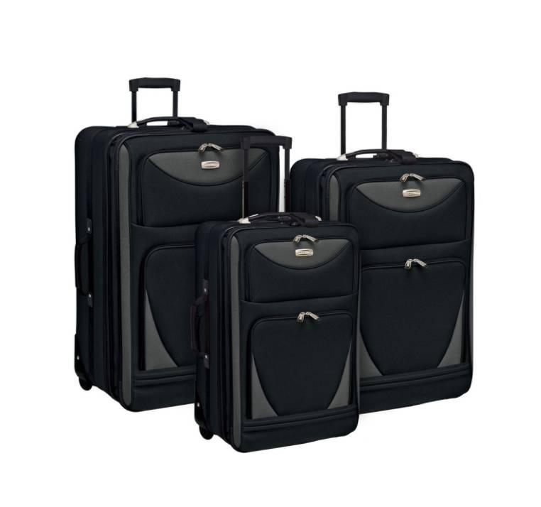 Aldrin Ballistic Nylon Luggage Set