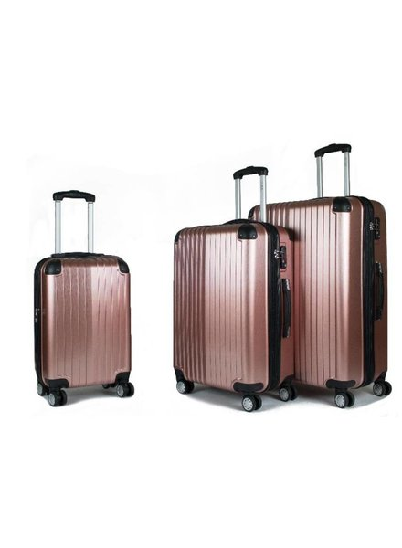 Earhart Polycarbonate Luggage Set