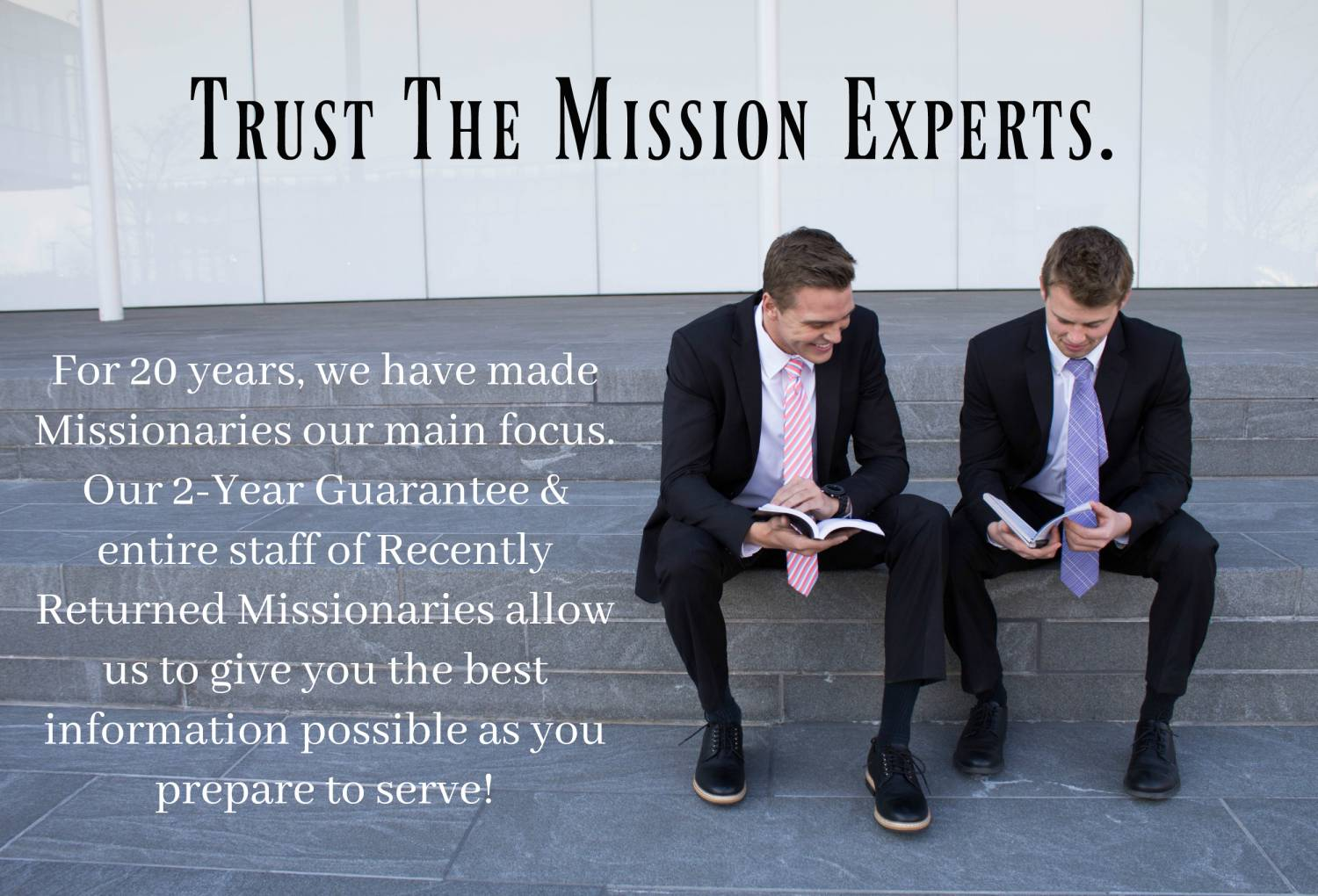 mission experts