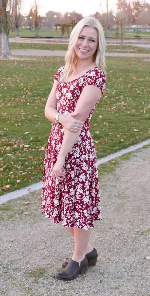 Edyn Clothing Co. Anna Dress- Petite