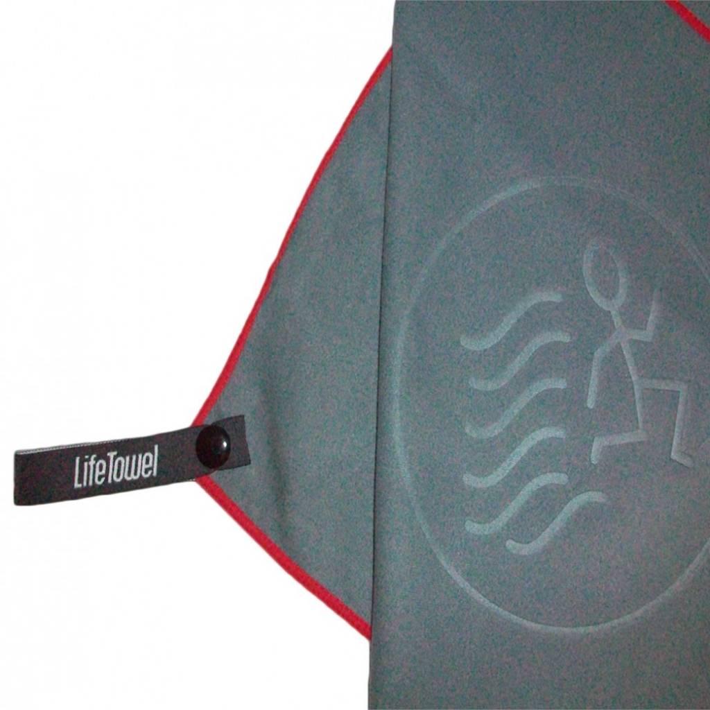 Life Protected Microfiber Towel