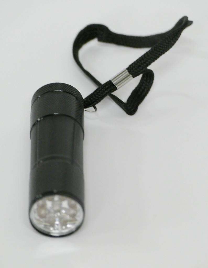 LED Stainless Flashlight