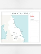 NigelFinn Designs Mission Maps