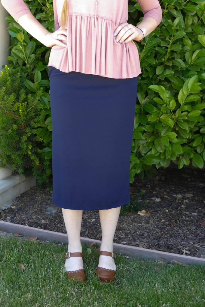 Edyn Clothing Co. Kaitlyn Skirt