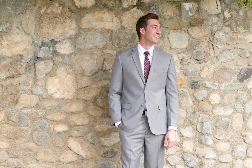 Robbins & Brooks 2-Pant Poly/Wool Blend Mission Suit