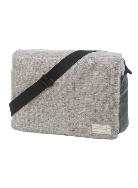 Hex Mirage Grey Dot Messenger Bag