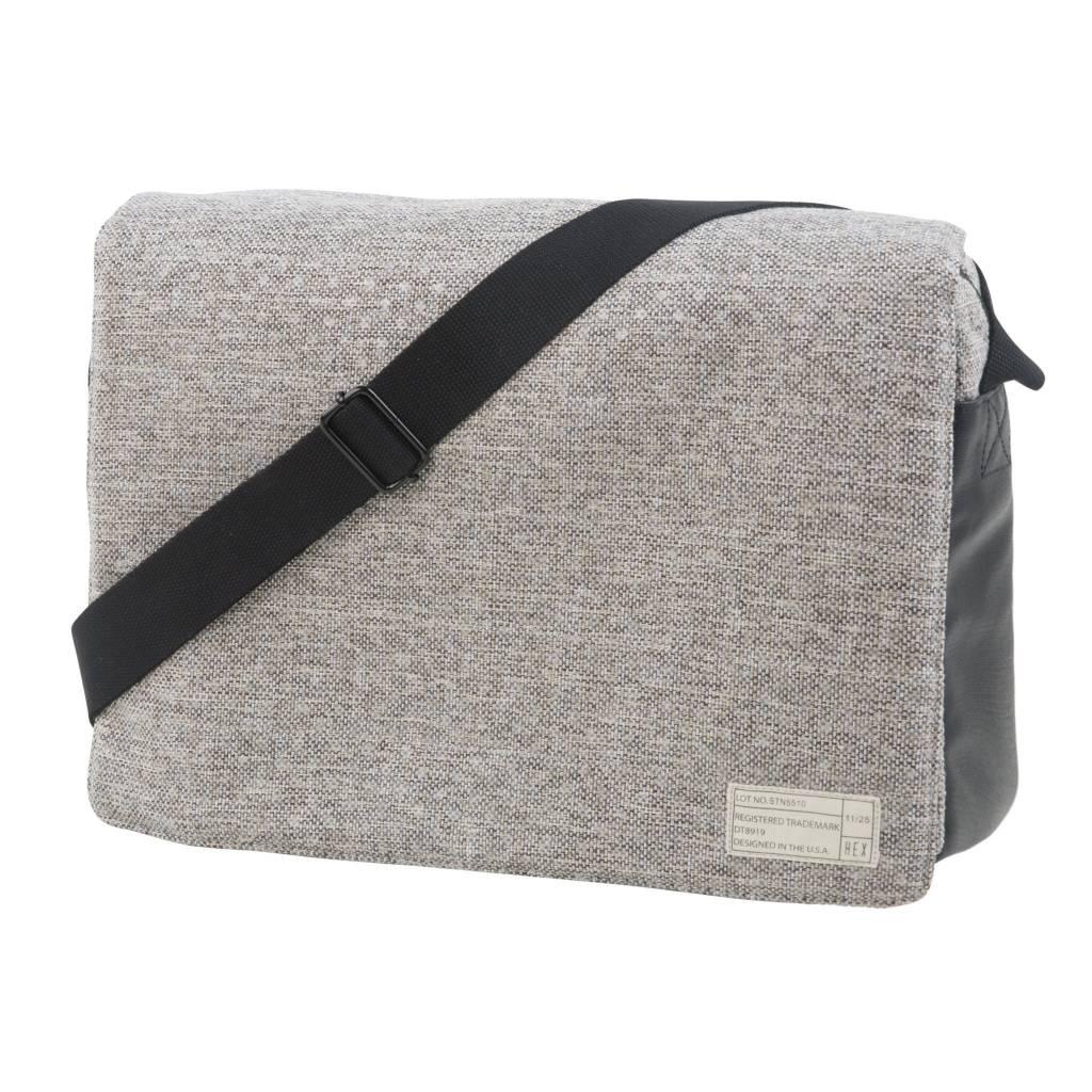 Hex Mirage Grey Dot Messenger Bag