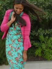 Edyn Clothing Co. Silk Blend Cardigan